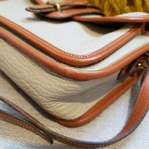 Dooney & Bourke Bags - Dooney & Burke Vintage Pocket Equestrian Bag